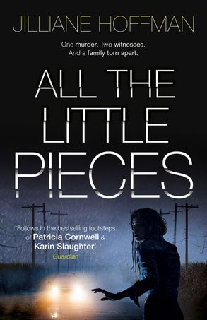 Cover image - All the Little Pieces