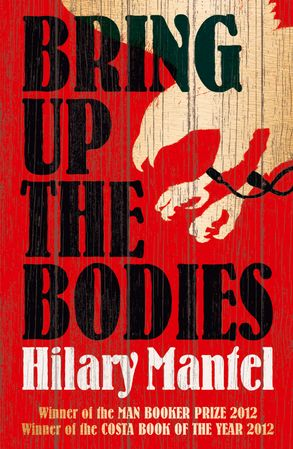 Cover image - Bring Up The Bodies