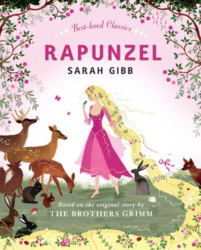 Cover image - Best-loved Classics - Rapunzel