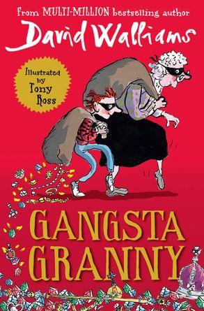 Cover image - Gangsta Granny