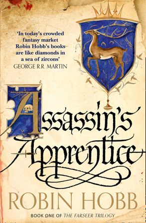 Cover image - Assassin's Apprentice (The Farseer Trilogy, Book 1)
