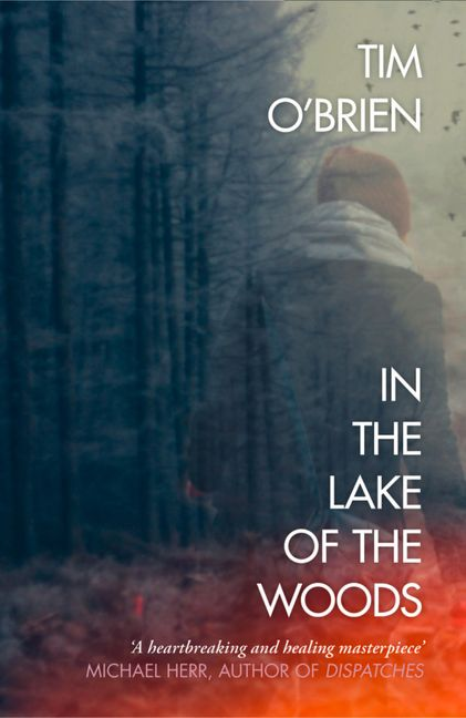 The mystery in the lake of woods by tim obrien