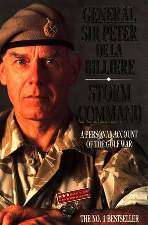 Cover image - Storm Command: A Personal Account of the Gulf War (Text Only)