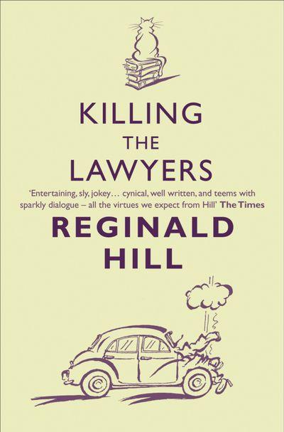 Killing the Lawyers (Joe Sixsmith, Book 3)