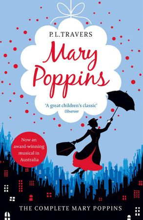 Cover image - Mary Poppins: The Complete Collection