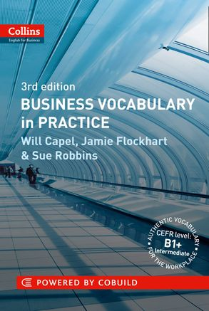 Cobuild Business Vocabulary In Practice :HarperCollins Australia