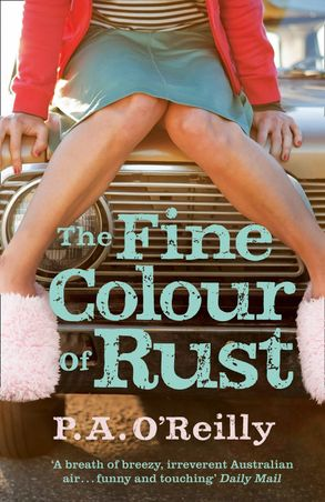 Cover image - The Fine Colour of Rust
