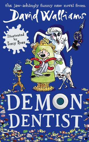 Cover image - Demon Dentist