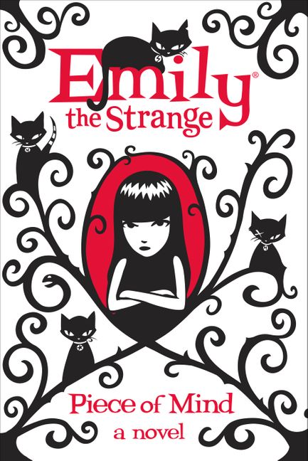 Emily the Strange  Piece of Mind   HarperCollins Australia 711d69354