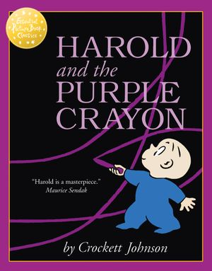 Essential Picture Book Classics - Harold And The Purple Crayon