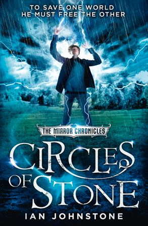 Cover image - The Mirror Chronicles - Circles of Stone