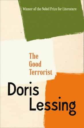 Cover image - The Good Terrorist