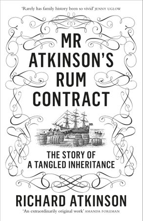 Cover image - Mr Atkinson's Rum Contract