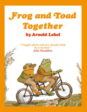 Cover image - Frog and Toad Together