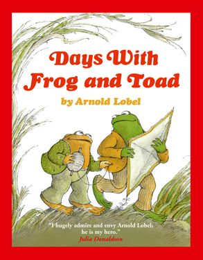 Cover image - Days with Frog and Toad