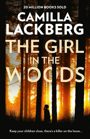 Cover image - The Girl in the Woods