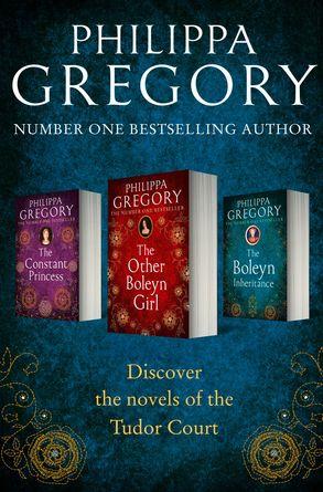 Cover image - Philippa Gregory 3-Book Tudor Collection 1: The Constant Princess, The Other Boleyn Girl, The Boleyn Inheritance