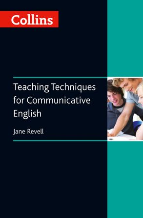 Cover image - Collins Teaching Techniques for Communicative English