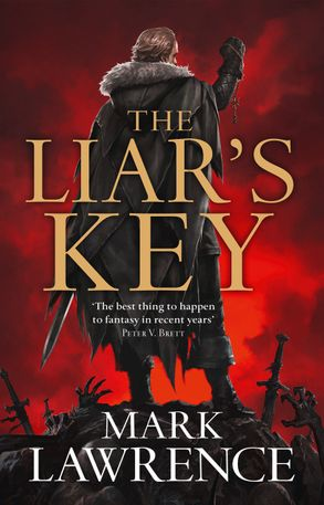 Cover image - Red Queen's War (2) - The Liar's Key
