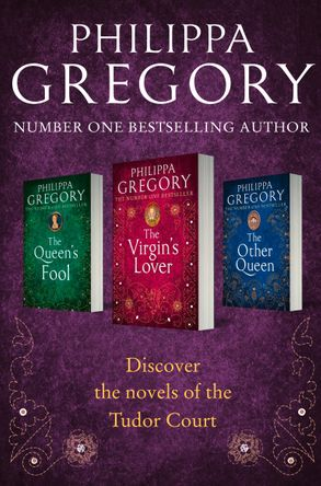 Cover image - Philippa Gregory 3-Book Tudor Collection 2: The Queen's Fool, The Virgin's Lover, The Other Queen
