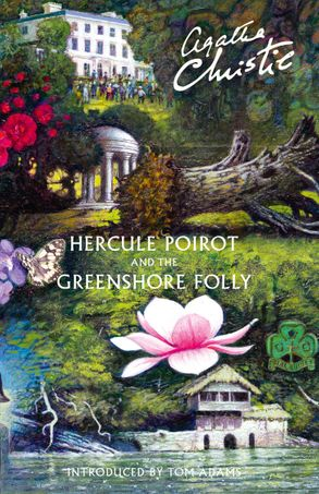 Cover image - Hercule Poirot and the Greenshore Folly