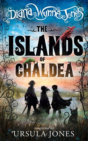 Cover image - The Islands Of Chaldea