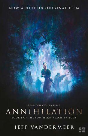 Cover image - Annihilation