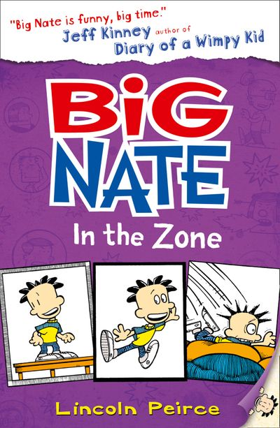 Big Nate (6) - Big Nate In The Zone
