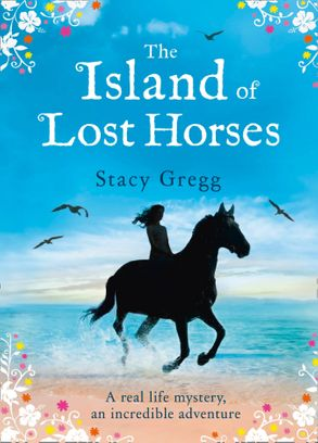 Cover image - The Island of Lost Horses