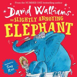 Cover image - The Slightly Annoying Elephant