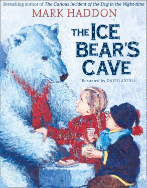 Cover image - The Ice Bear's Cave