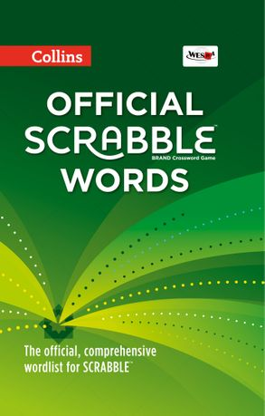 Cover image - Collins Official Scrabble Words [Fourth Edition]