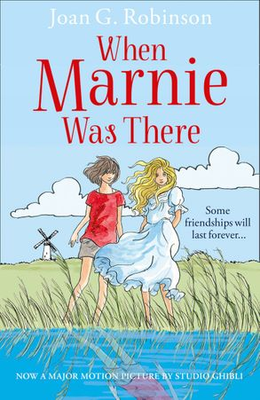Cover image - When Marnie Was There [Film Tie-in Edition]