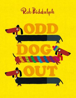 Cover image - Odd Dog Out