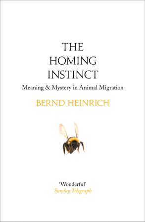 Cover image - The Homing Instinct: Meaning and Mystery in Animal Migration