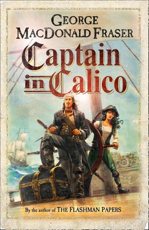 Cover image - Captain in Calico