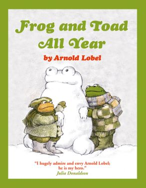 Cover image - Frog and Toad All Year (Frog and Toad)