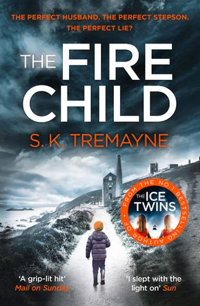 Cover image - The Fire Child