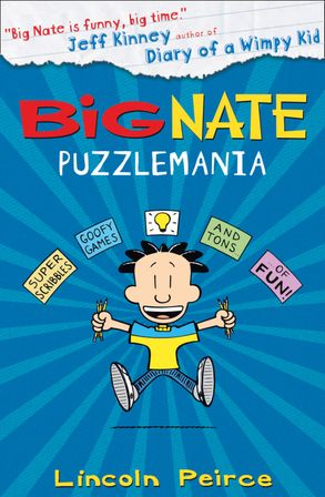 Cover image - Big Nate - Puzzlemania