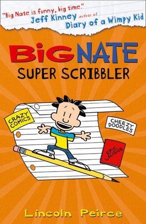 Cover image - Big Nate Super Scribbler