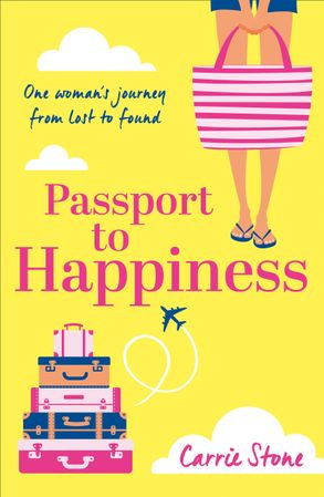 Cover image - Passport to Happiness