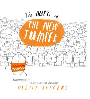 Cover image - The Hueys - The New Jumper