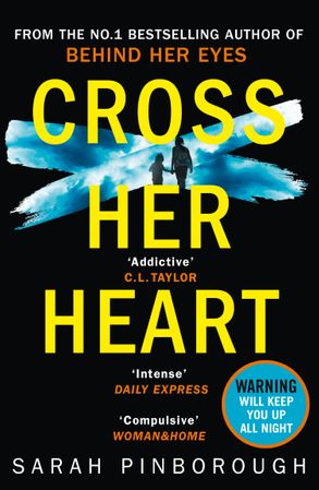 Cover image - Cross Her Heart