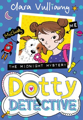 Cover image - Dotty Detective (3): The Midnight Mystery