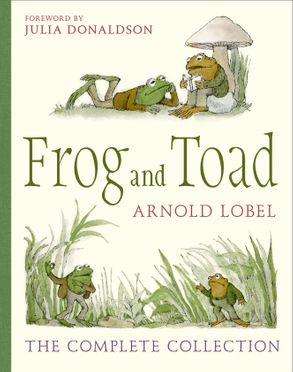 Cover image - Frog And Toad: The Complete Collection