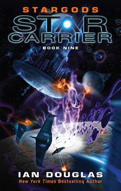 Stargods (Star Carrier Series, Book 9)
