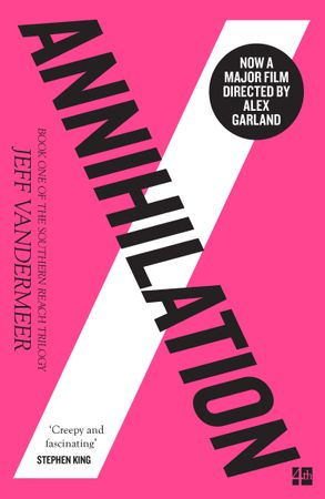 Cover image - The Southern Reach Trilogy (1) - Annihilation