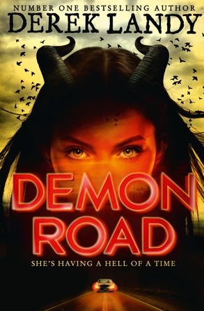 Cover image - Demon Road