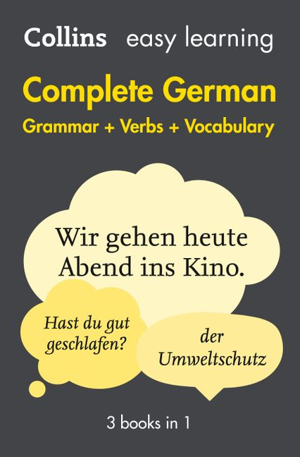 Everything Learning German Book Pdf
