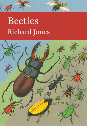 Cover image - Collins New Naturalist Library - Beetles